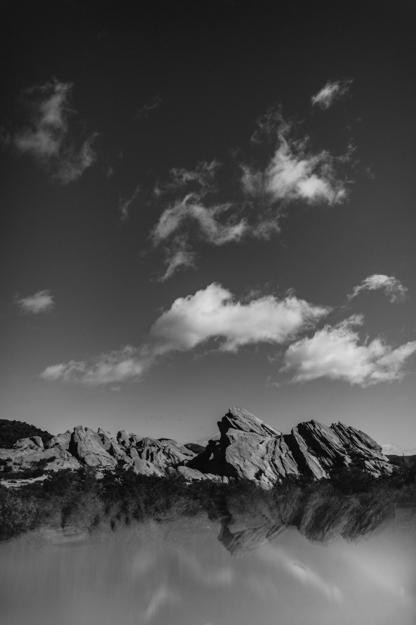 Rising, The Vasquez Rocks Collection