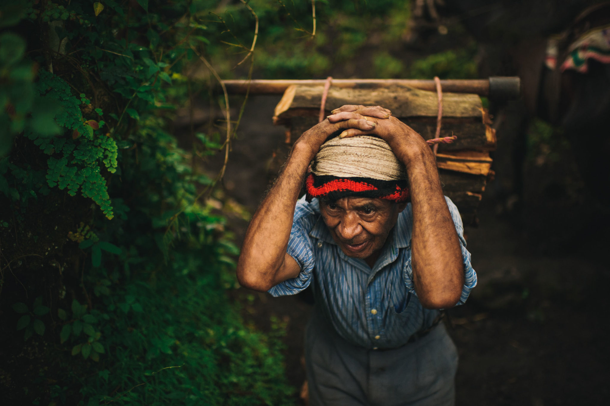 A Worker's Life, Guatemala Collection. Fine Art Photography Guatemala